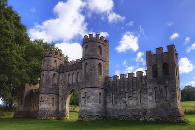 Somerset Photograph - Sham Castle by Joana Kruse