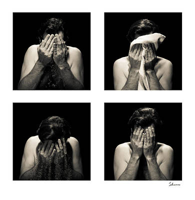 Photograph - Shame 2x2 Version by Niels Nielsen