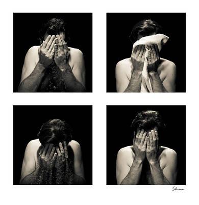 Photograph - Shame 2x2 Version by Niels Nielsen