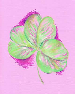 Pastel - Shamrock Pink by MM Anderson