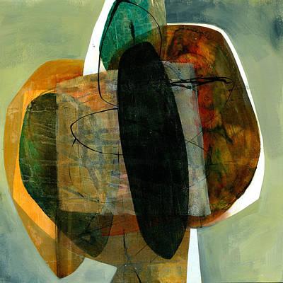 Shape Painting - Shape 20 by Jane Davies