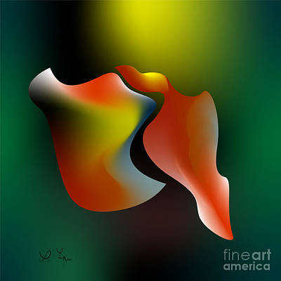 Shapes 1 Art Print