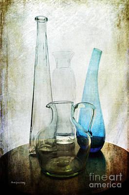 Photograph - Shapes Of Glass by Randi Grace Nilsberg