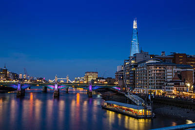 Photograph - Shard View by Fiona Messenger