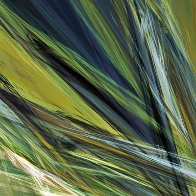Fibre Art Digital Art - Shards by Sharon Lisa Clarke