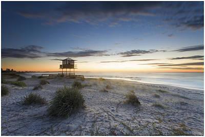 Photograph - Shark Tower 3 by Steve Caldwell