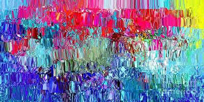 Shattered Art Print by The Art of Alice Terrill