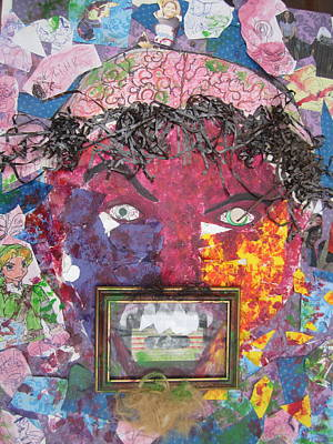 Shattered Memories Art Print