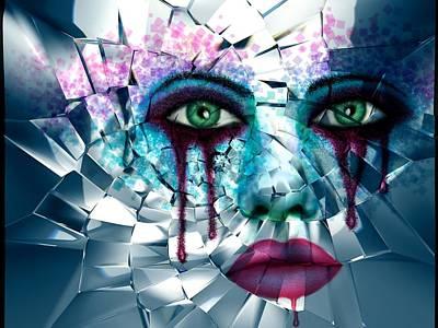 Shattered Tears Of Emotion Original