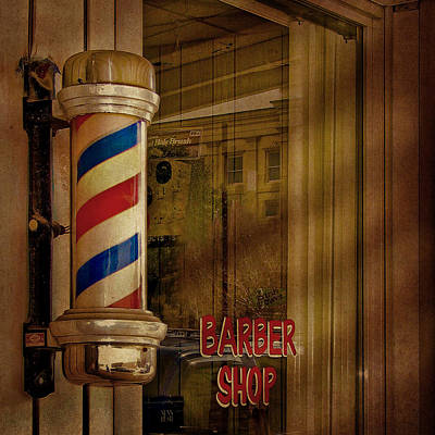 Shave And A Haircut Two Bits  Art Print