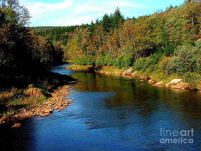 Allegheny Mountains Photograph - Shavers Fork Of Cheat River by Thomas R Fletcher