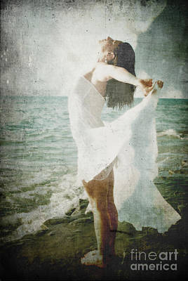 Photograph - She Was Made Of The Sea by Sharon Kalstek-Coty