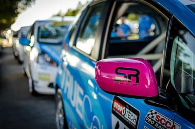 Photograph - Shea Racing by David Morefield
