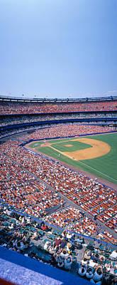 Shea Stadium, Ny Mets V. Sf Giants, New Art Print