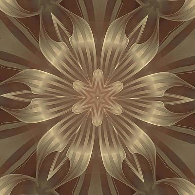 Sheer Linen Art Print