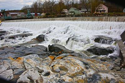 Photograph - Shelburne's Falls by Randi Shenkman