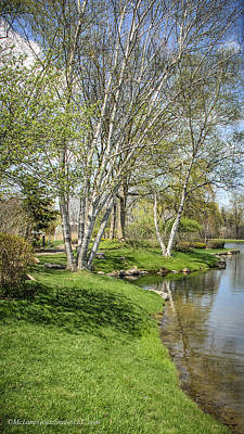 Photograph - Shelby Township's Heritage Garden by LeeAnn McLaneGoetz McLaneGoetzStudioLLCcom