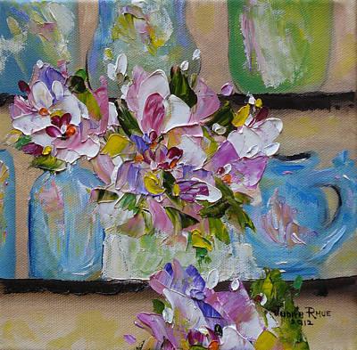 Painting - Shelf Life by Judith Rhue