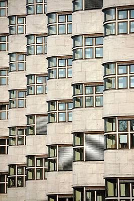 Modernism Photograph - Shell-haus by Bildagentur-online/mcphoto-schulz