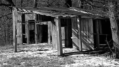 Shelter Original by Charlie Spear
