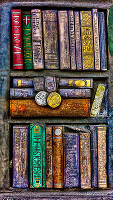 Photograph - Shelved - 2 by Christopher Holmes
