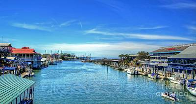 Photograph - Shem Creek by Kathy Baccari