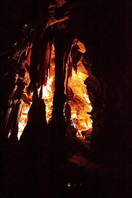 Shenandoah Caverns - 121247 Art Print by DC Photographer