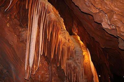 Shenandoah Caverns - 121256 Art Print by DC Photographer