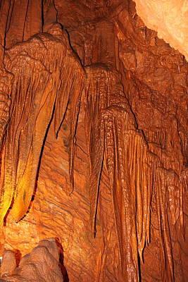 Shenandoah Caverns - 121268 Art Print