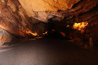Shenandoah Caverns - 12128 Art Print by DC Photographer