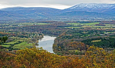 Photograph - Shenandoah Fall And Winter by Lara Ellis