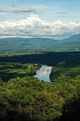 Photograph - Shenandoah Summer View by Lara Ellis