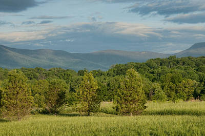 Photograph - Shenandoah Valley May View by Lara Ellis