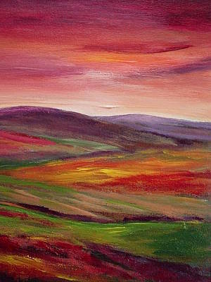 Painting - Shepherds Delight by Hazel Millington