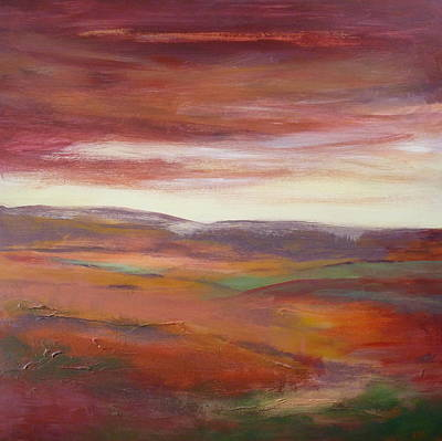Painting - Shepherds Delight Ll by Hazel Millington