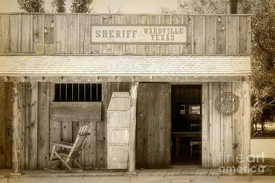 Photograph - Sheriff Office by Imagery by Charly