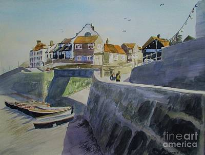 Sheringham Seafront Circa 1975 Original by Martin Howard