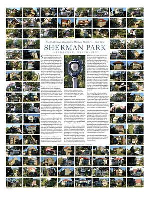 Digital Art - Sherman Boulevard West by Geoff Strehlow