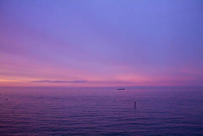 Photograph - Sherringham Sunset by David French