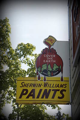 Sherwin Williams Art Print