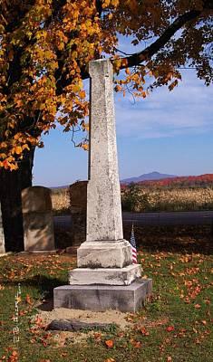 Photograph - Sherwood Cemetery by R B Harper