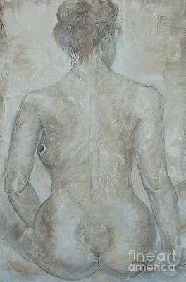 She's The One Art Print by Delona Seserman