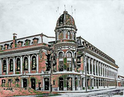 Shibe Park Art Print by John Madison