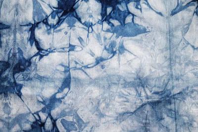 Handmade Painting - Shibori 1 by Aimee Stewart
