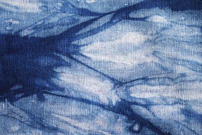 Shibori 20 Art Print
