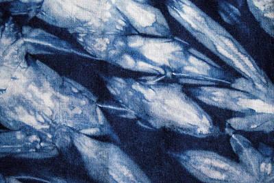 Shibori 5 Art Print