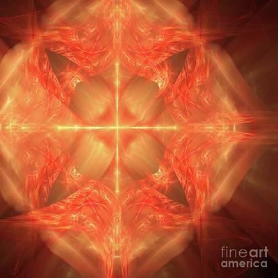 Digital Art - Shield Of Faith by Margie Chapman
