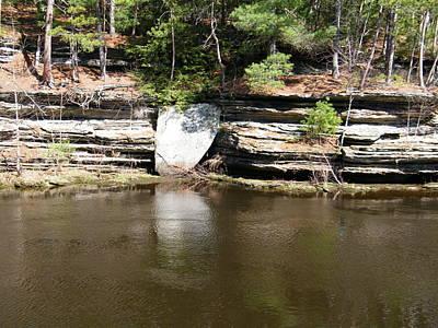 Photograph - Shield Rock by Ronda Douglas