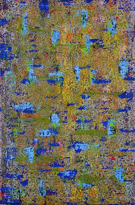Shifted Angles Art Print by James Mancini Heath