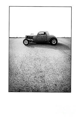 Street Rod Photograph - Shine - Metal And Speed by Holly Martin